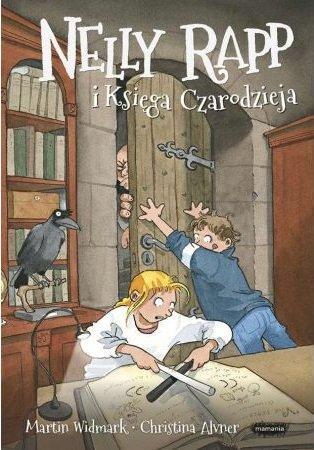 Nelly Rapp i Księga Czarodziej - Sprawdź w TaniaKsiazka.pl