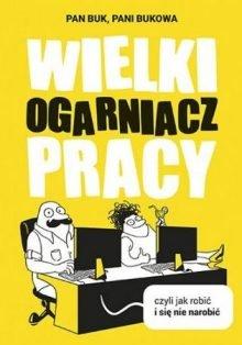 Wielki ogarniacz pracy poleca taniaksiazka.pl