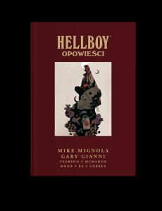 Lutowe zapowiedzi komiksowe – Hellboy do dostania na TaniaKsiazka.pl