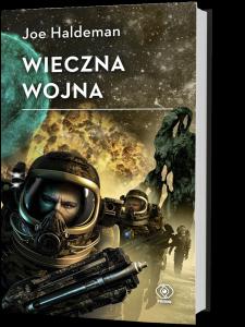 Lutowe zapowiedzi sci-fi – Wieczną wojnę dostaniecie na TaniaKsiazka.pl