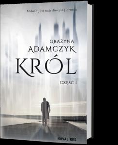 Lutowe zapowiedzi sci-fi – Król. Część 1 znajdziecie na TaniaKsiazka.pl