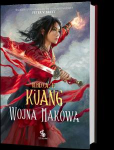 Lutowe zapowiedzi fantasy – Wojnę makową znajdziecie na TaniaKsiazka.pl