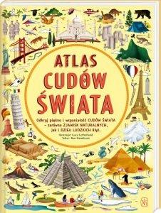 Atlas cudów świata - kup na TaniaKsiazka.pl