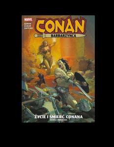 Lutowe zapowiedzi komiksowe – Conan do dostania na TaniaKsiazka.pl