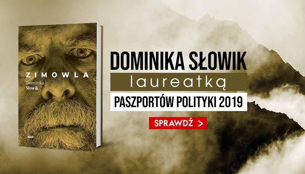 Paszporty Polityki 2019 rozdane! Zimowla - sprawdź w TaniaKsiaka.pl
