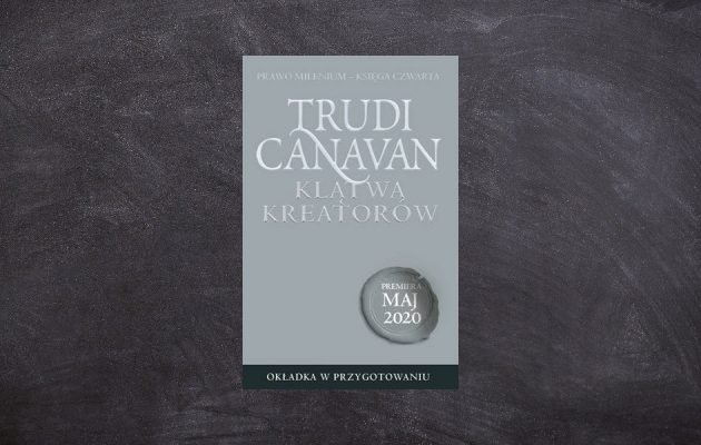 Trudi Canavan powraca