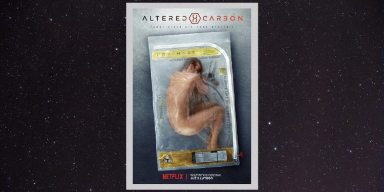 Altred Carbon - 2. sezon serialu w lutym