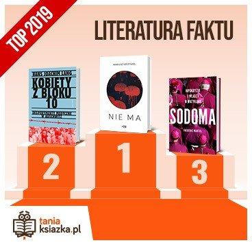 Książkowe bestsellery 2019 roku - reportaże