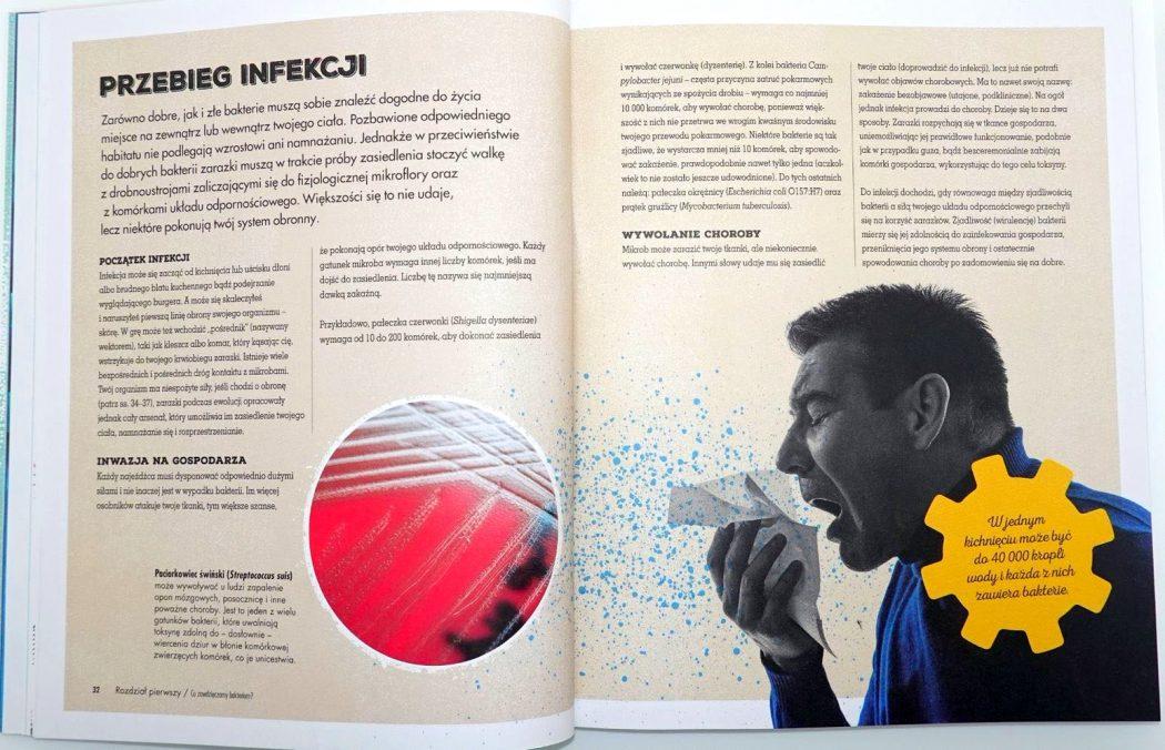 Poznaj swoje bakterie – dostaniesz na TaniaKsiazka.pl