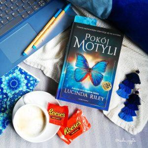 Pokój motyli - kup książkę na www.taniaksiazka.pl >>