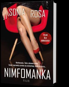 Książki na Walentynki – Nimfomanka znajdziesz na TaniaKsiazka.pl