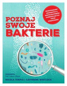 Poznaj swoje bakterie – znajdziesz na TaniaKsiazka.pl