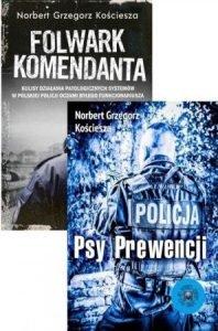sy prewencji i Folwark komendanta - kup na TaniaKsiazka.pl