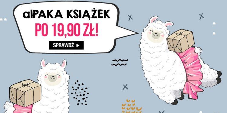 Książki po 19,90 zł w TaniaKsiazka.pl - sprawdź >>