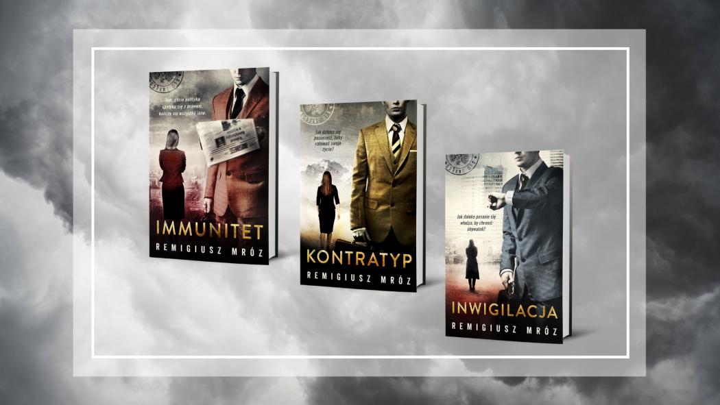 Trzeci sezon serialu Chyłka – serię książek dostaniesz na TaniaKsiazka.pl