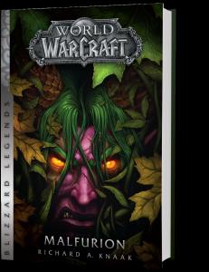 World of Warcraft Malfurion – znajdziesz na TaniaKsiazka.pl