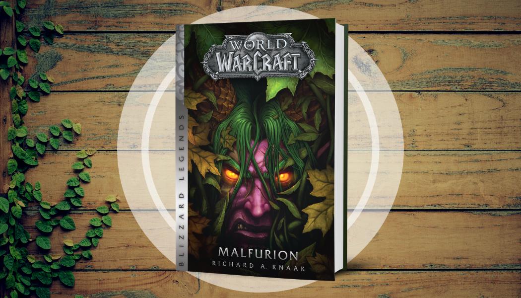 World of Warcraft Malfurion – znajdziecie na TaniaKsiazka.pl