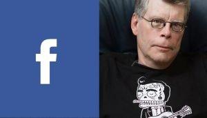 King znika z Facebooka