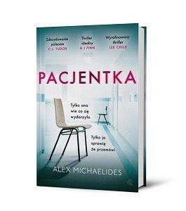 Pacjentka - Sprawdź w TaniaKsiazka.pl >