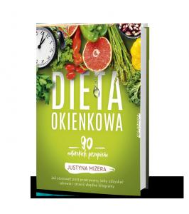 Dieta okienkowa – książkę znajdziesz na TaniaKsiazka.pl
