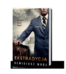 Nowa Chyłka – Ekstradycja do zamówienia na TaniaKsiazka.pl