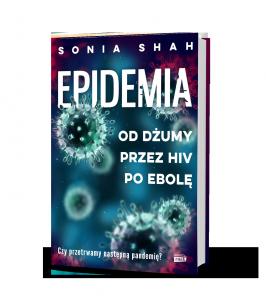 Książki popularnonaukowe o epidemii – tytuły znajdziesz na TaniaKsiazka.pl