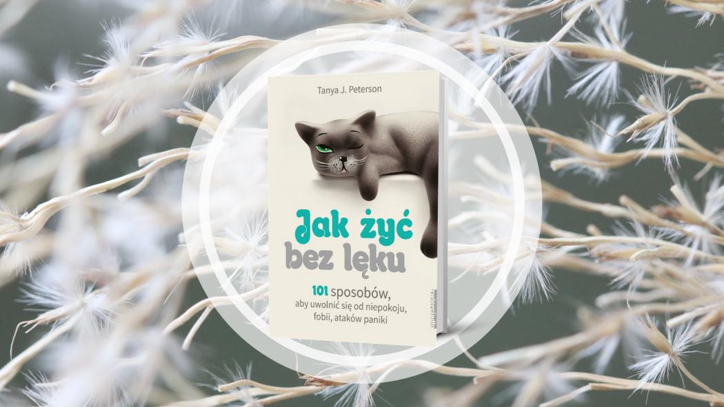 Jak żyć bez lęku – szukaj na TaniaKsiazka.pl