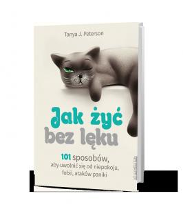 Jak żyć bez lęku – znajdziesz ją na TaniaKsiazka.pl