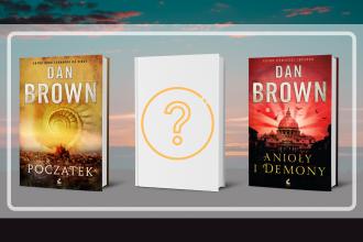 Nowa książka Dana Browna