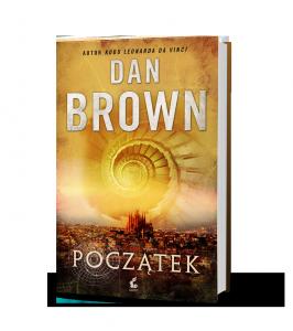 Nowa książka Dana Browna, wkrótce na TaniaKsiazka.pl