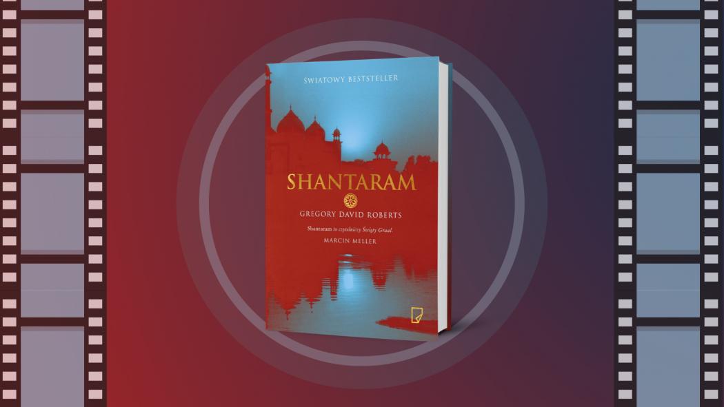 Prace nad Shantaram wstrzymane – książkę znajdziesz na TaniaKsiazka.pl
