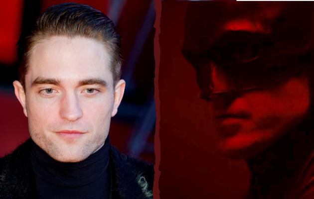 Robert Pattinson zagra Batmana