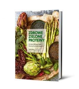 Zdrowe zielone proteiny – znajdziesz ją na TaniaKsiazka.pl