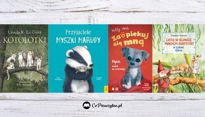 Książeczki dla dzieci – szukaj na TaniaKsiazka.pl