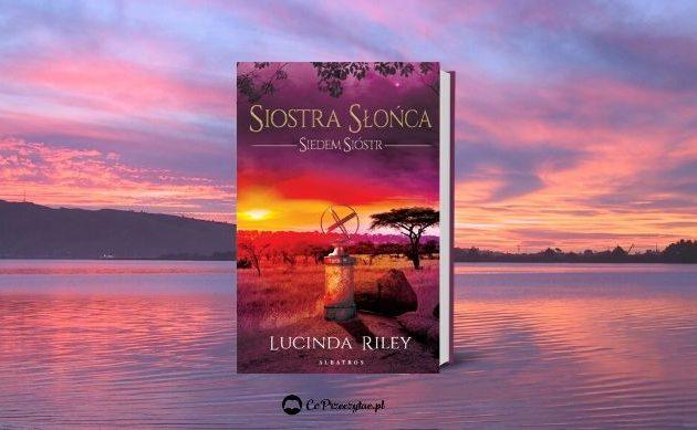 Siostra Słońca autorstwa Lucindy Riley