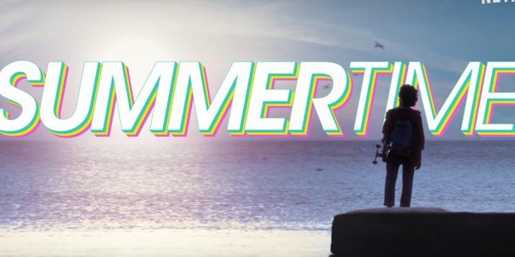 Zwiastun serialu Summertime
