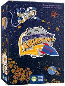 Kosmiczny labirynt - sprawdź w TaniaKsiazka.pl >