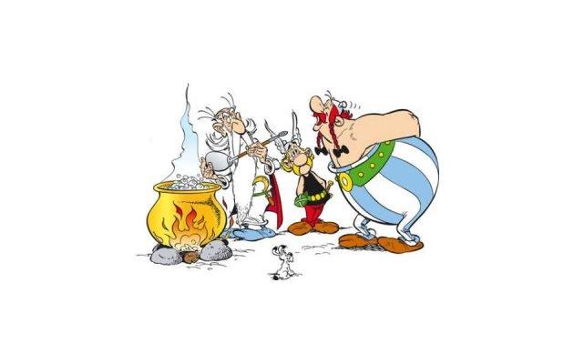 Aktorski Asteriks i Obeliks