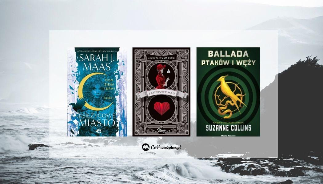 Czerwcowe zapowiedzi fantasy – książek szukaj na TaniaKsiazka.pl