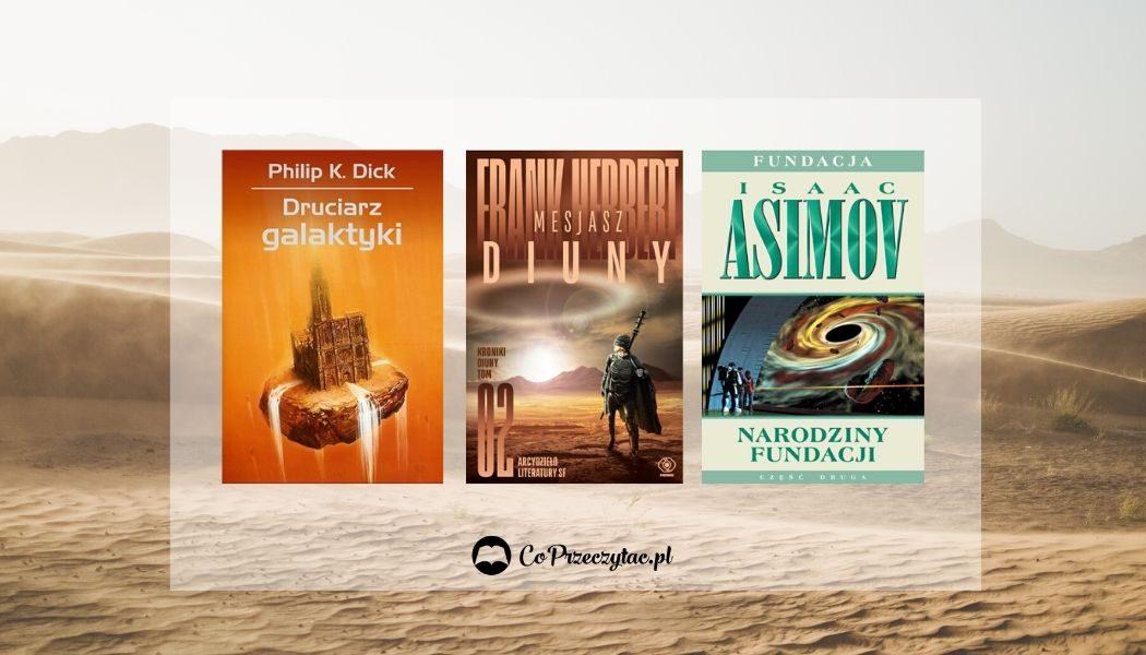 Czerwcowe zapowiedzi sci-fi – książek szukaj na TaniaKsiazka.pl