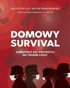 Domowy survival - kup na TaniaKsiazka.pl