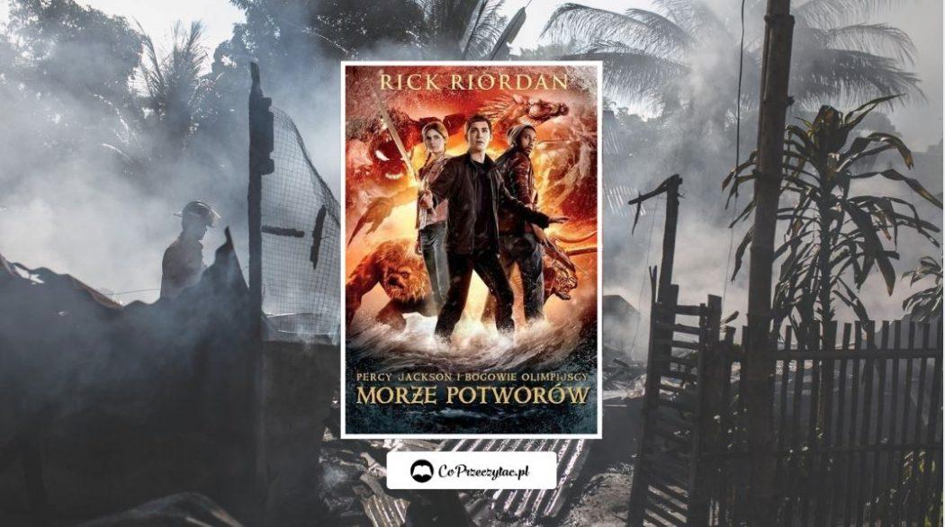 Ekranizacja serii Percy Jackson – książek szukaj na TaniaKsiazka.pl
