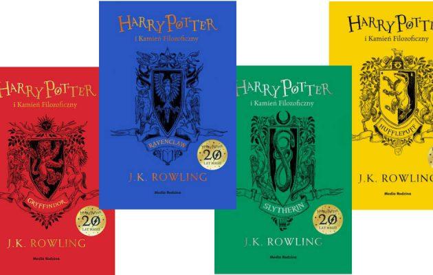 Harry Potter w Polsce już 20 lat