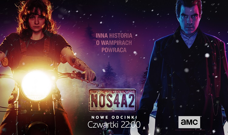 NOS4A2 - nowy sezon już 2 lipca,