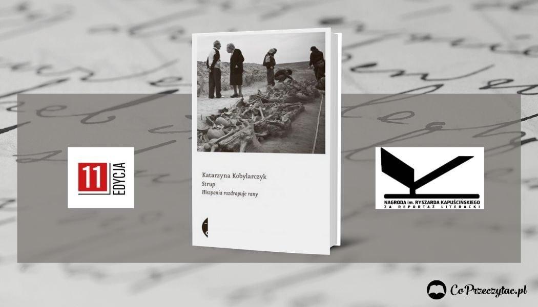 Nagroda im. Ryszarda Kapuścińskiego dla Katarzyny Kobylarczyk! Sprawdź książkę w TaniaKsiazka.pl