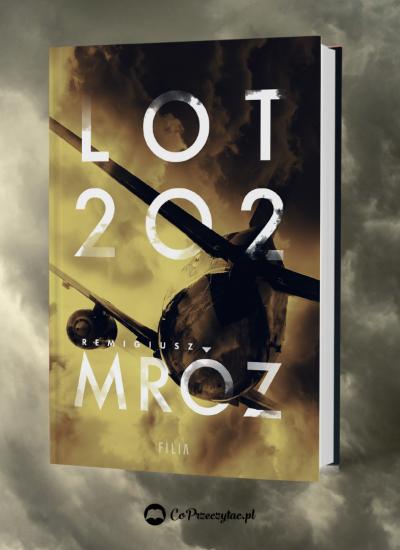Nowa książka Mroza Lot 202