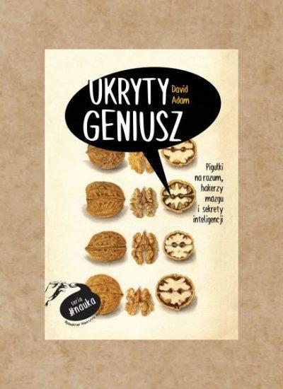 Recenzja książki Ukryty geniusz