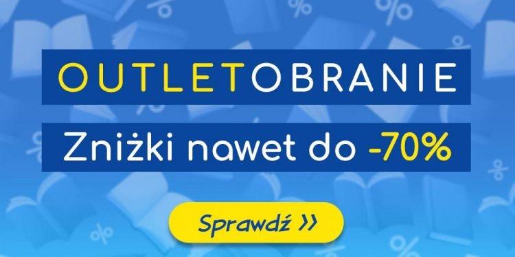Sprawdź outletobranie w TaniaKsiazka.pl