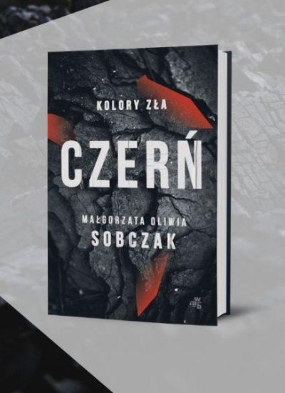 Czerń - recenzja nowej książki Sobczak