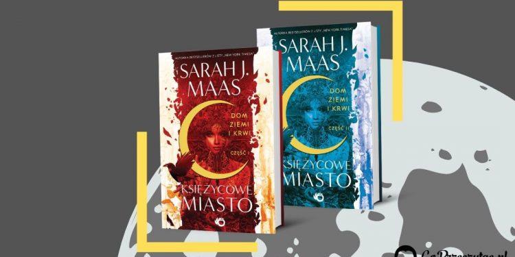 Dom Ziemi i Krwi - nowa seria od Sarah J. Maas